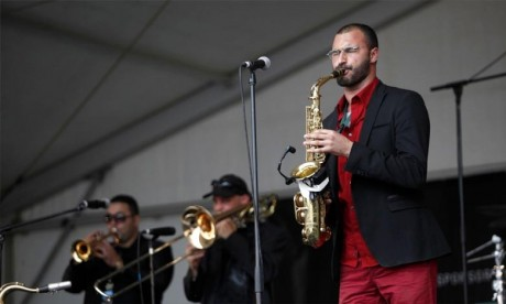 Le jazz en fête à Agadir