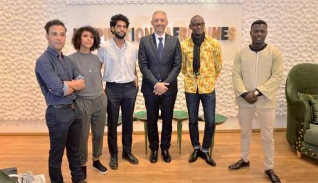 «Inspirations africaines» à la Galerie H