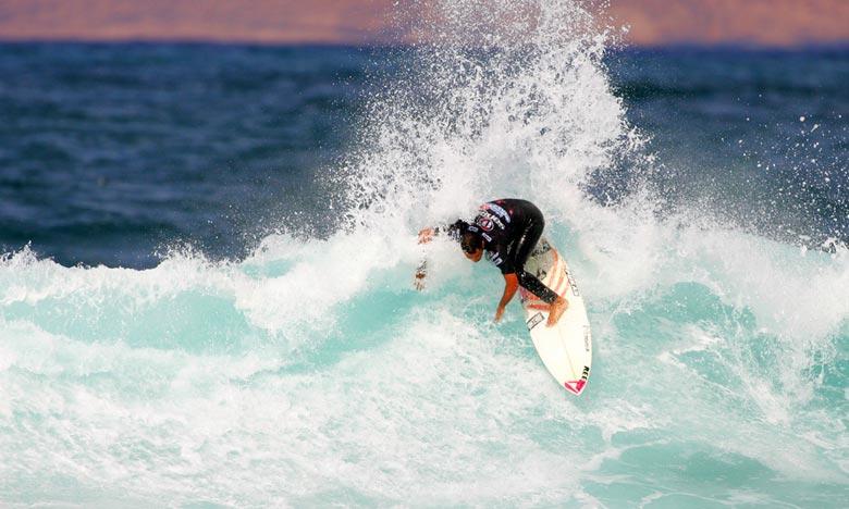 Taghazout accueille la Coupe maroco-scandinave de surf
