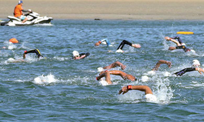 Dakhla à l'heure du triathlon