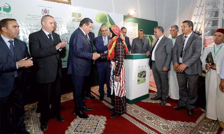 Le Festival national de l'olive aborde  sa deuxième édition