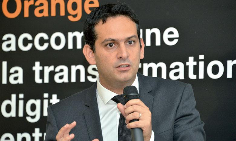 «Avec des offres innovantes, Orange ouvre la voie  à la digitalisation des entreprises marocaines  tout en simplifiant leur quotidien»