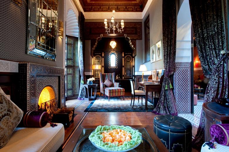 Une boutique en ligne pour Le Royal Mansour Marrakech