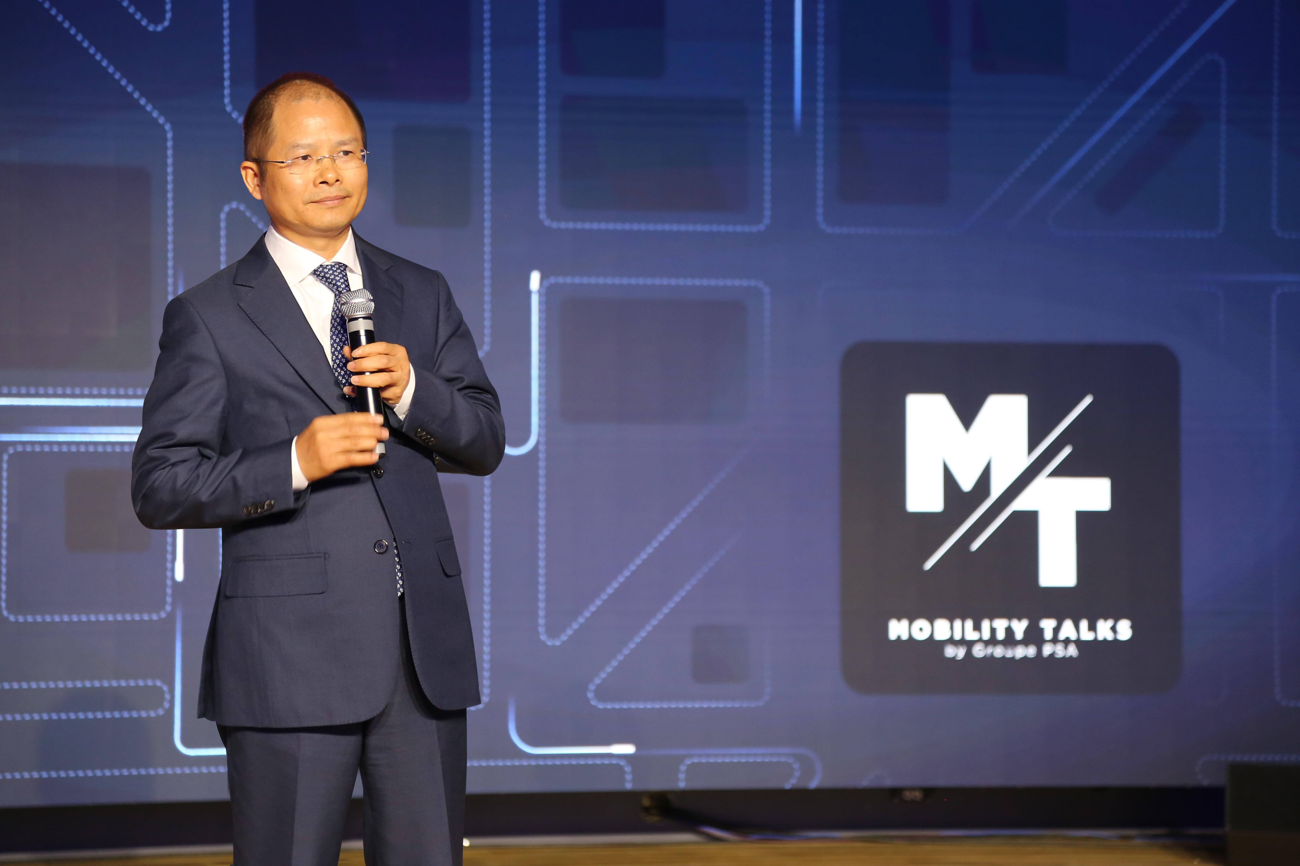 Huawei signe avec PSA pour le développement de smart cars
