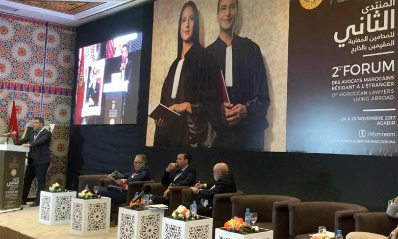 Les barreaux du Maroc dressent des ponts avec les avocats MRE