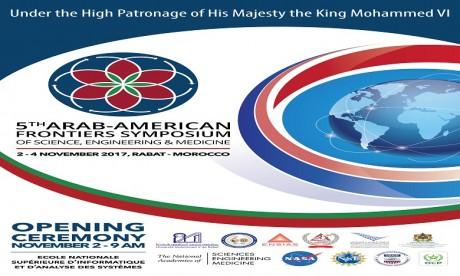 Lancement du 5e Symposium arabo-américain sur les Frontières des Sciences, Ingénierie et Médecine