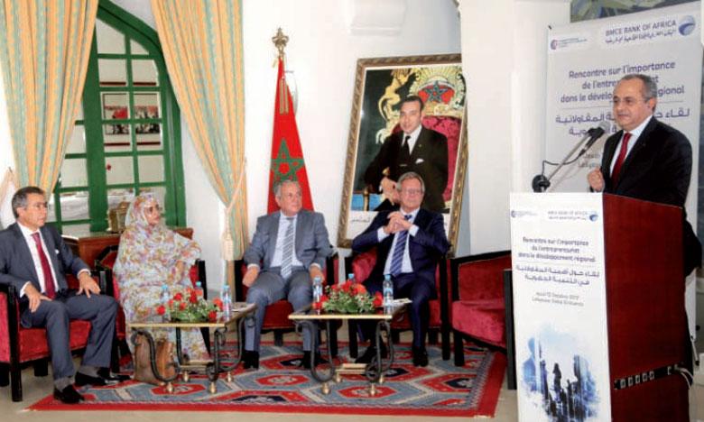 L'accord BMCE Bank – CFCIM a été signé le 12 octobre à Laâyoune.