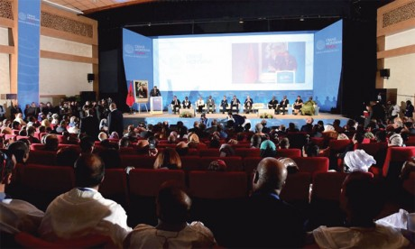 La dernière édition du Forum de Crans Montana, qui a eu lieu à Dakhla en mars dernier, avait pour thème  la coopération Sud-Sud.