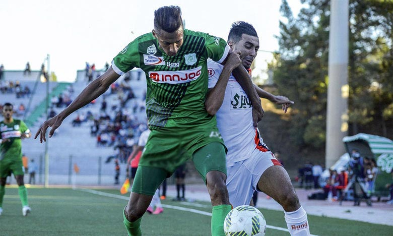 Après sa victoire face à la RSB sur le score de 4 à 3, le Difaa Hassani d'El Jadida (DHJ) s'est qualifié pour la finale de la Coupe du Trône de football saison 2016-2017. Ph : DR