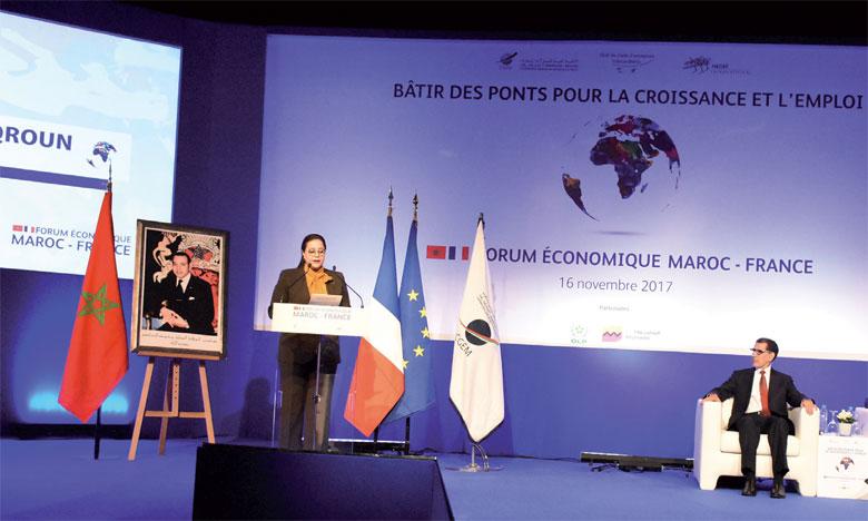 Le Forum économique Maroc-France s'est tenu hier à Skhirate à l'occasion de la 13e Rencontre de haut niveau Maroc-France.