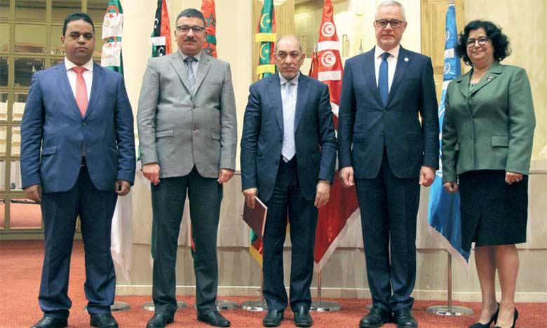 Le Plan Maroc vert mis en lumière à Tunis par le Bureau  de la FAO pour l'Afrique du Nord