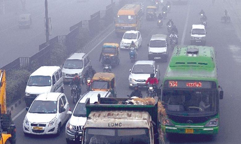 Les écoles de New Delhi ferment leurs portes jusqu'à la fin  de la semaine à cause de la pollution