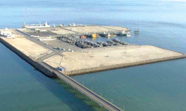 Une réelle dynamique économique sera enclenchée dans les provinces du Sud grâce à la mise en place de nouvelles  infrastructures portuaires.