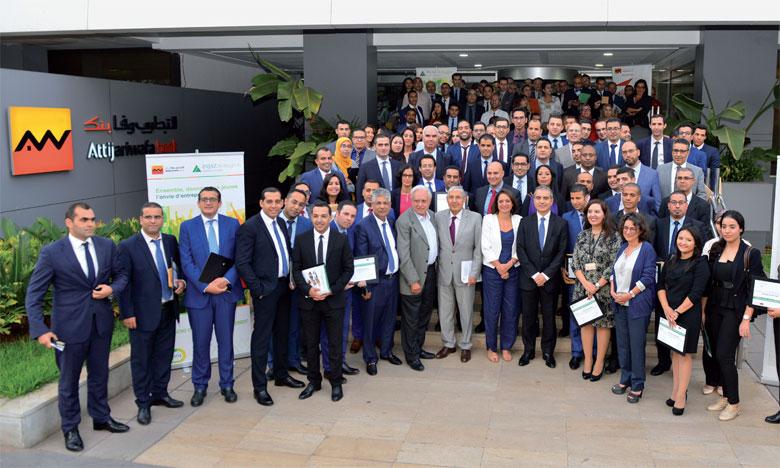 La cérémonie a mis à l'honneur les 423 collaborateurs bénévoles du Groupe qui se sont mobilisés  au profit de l'éducation entrepreneuriale des jeunes au titre de l'année scolaire 2016-2017.
