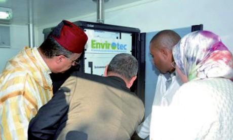«Poussière noire»: un laboratoire mobile pour l'analyse de la qualité de l'air