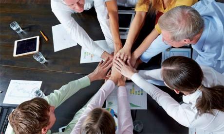 Pour parler d'une équipe, il faut avoir une synchronisation interne et un alignement entre l'ensemble des composantes.