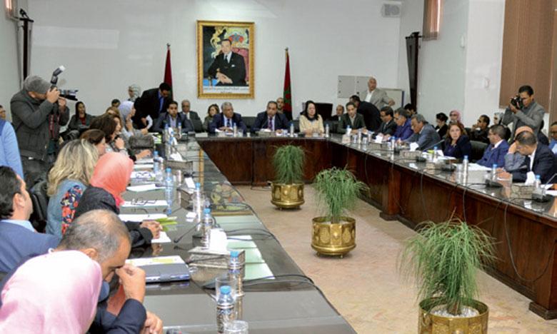 Une rencontre autour du Programme  «Marrakech Moubadara»