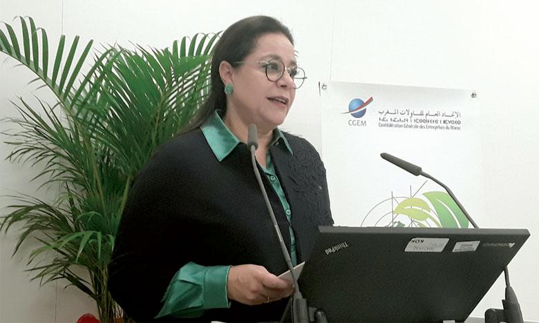 La Déclaration du  patronat mondial adoptée au pavillon marocain