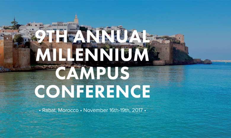 «Millennium Campus Conference» accueille plus de 600 jeunes de différentes nationalités