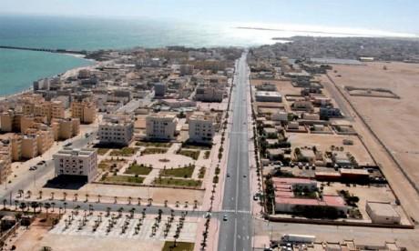 Il est prévu, au titre de l'année 2018, le démarrage des travaux de construction du nouveau port de Dakhla Atlantique.