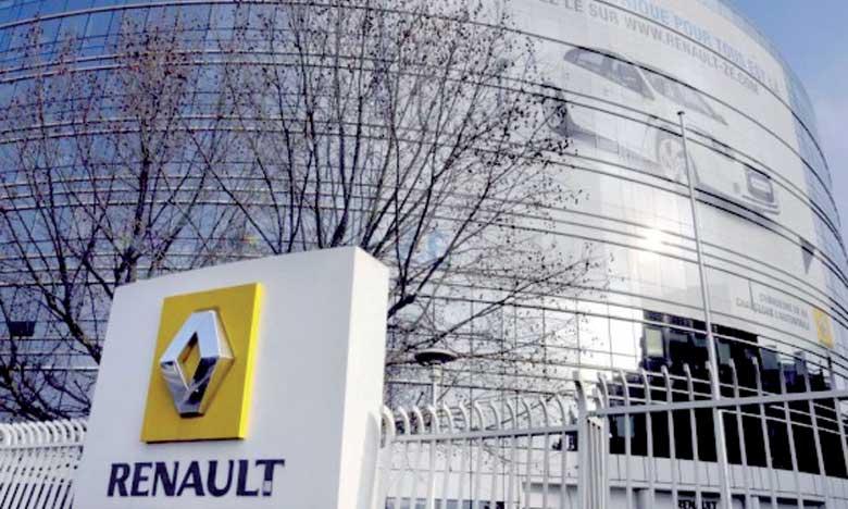 Un projet d'usine Renault  au Pakistan
