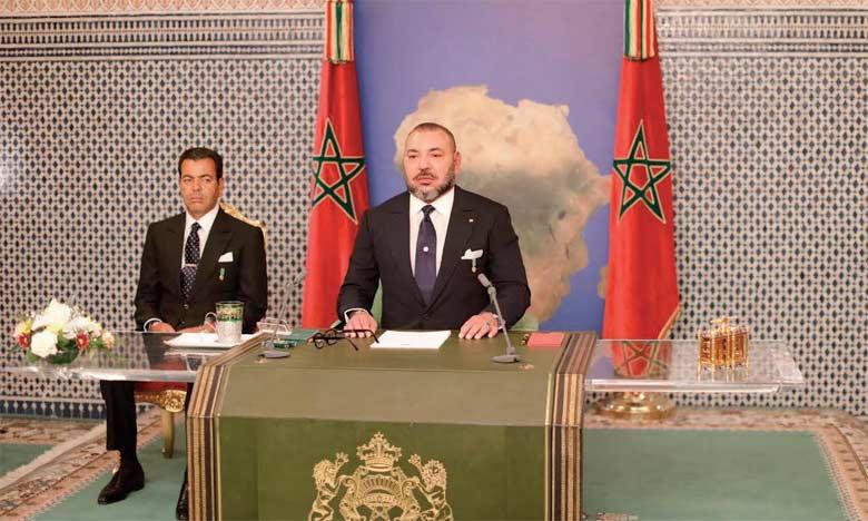 6 novembre 2016 : Sa Majesté le Roi prononce, à Dakar, le discours du 41e anniversaire de la Marche verte, pour la première fois dans l'histoire du Royaume.