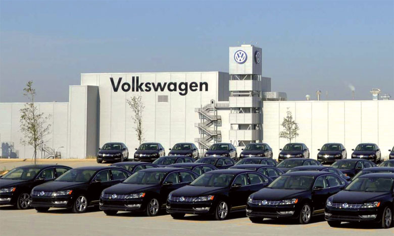 Volkswagen compte investir  10 milliards d'euros d'ici 2025