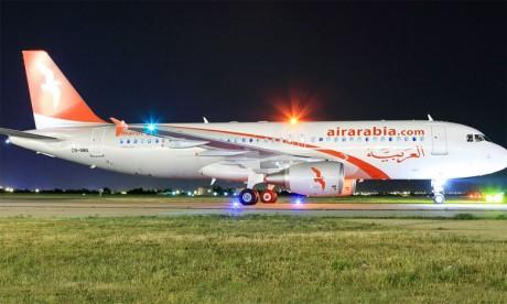 Les horaires de vols Fès-Marrakech d'Air Arabia modifiés