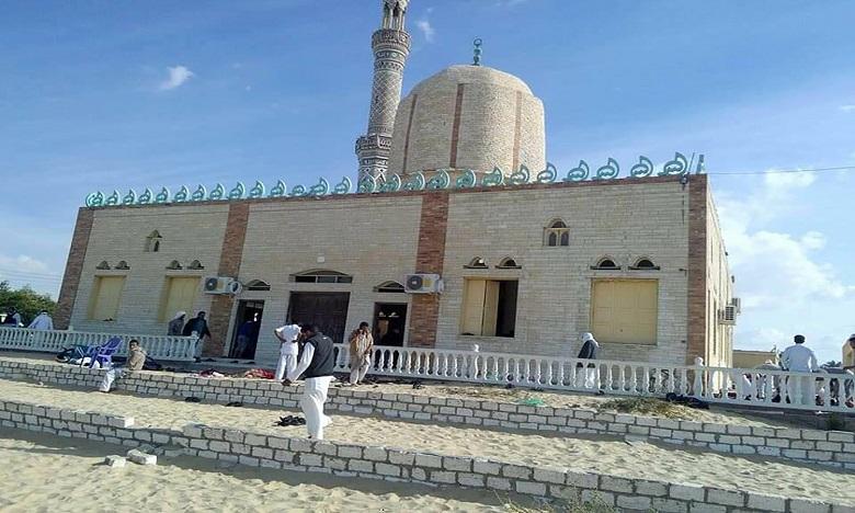 235 morts,nouveau bilan de l'attaque de Sinaï