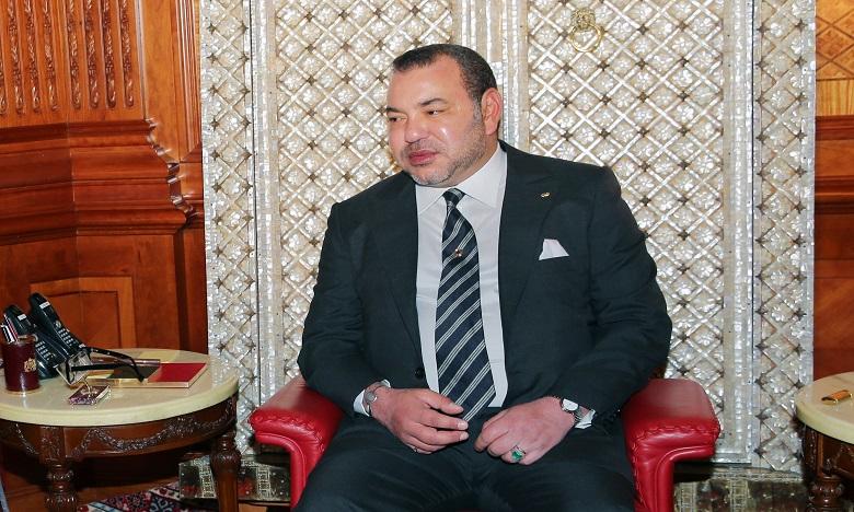 S.M. le Roi adresse un message au président du Comité des Nations Unies pour l'exercice des droits inaliénables du peuple palestinien