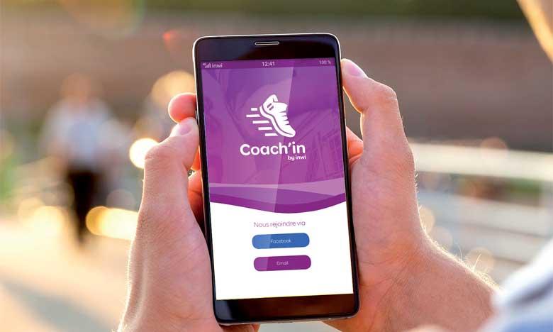 Inwi transforme son programme de sport en application