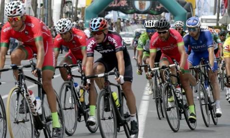 Le Maroc à Sharm El-Sheikh avec 17 cyclistes