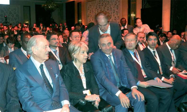 Othman Benjelloun : «Le Maroc se trouve le mieux positionné pour représenter une plaque tournante des relations sino-africaines»
