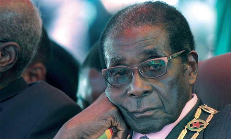 Explosion de joie à Harare pour  saluer la démission de Mugabe
