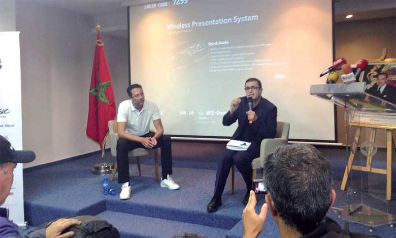 Dans l'espoir d'instaurer au Maroc  un vrai marché des musiques d'Afrique  et du Moyen-Orient