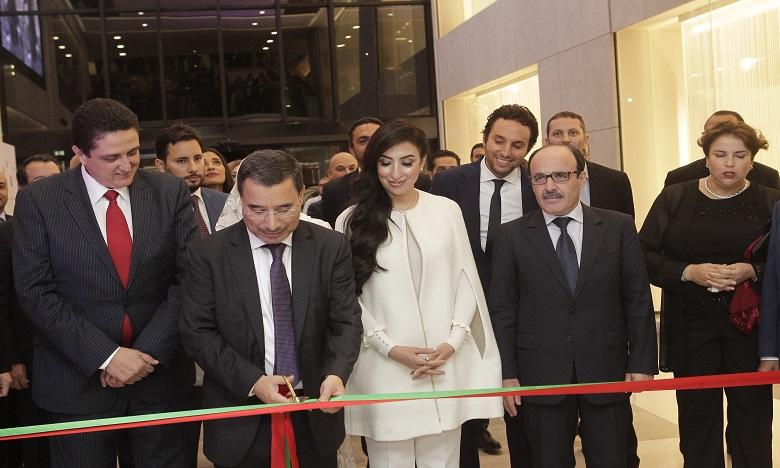 Ibn Batouta Mall ouvre ses portes à Tanger