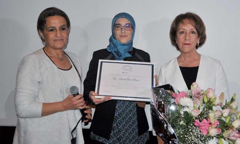 Les gagnantes ont remporté chacune une bourse de 10.000 euros pour honorer leurs contributions scientifiques.
