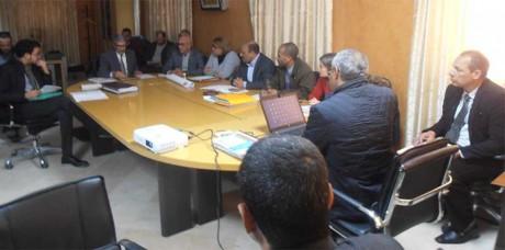 La province de Youssoufia  mobilisée pour ses écoles rurales