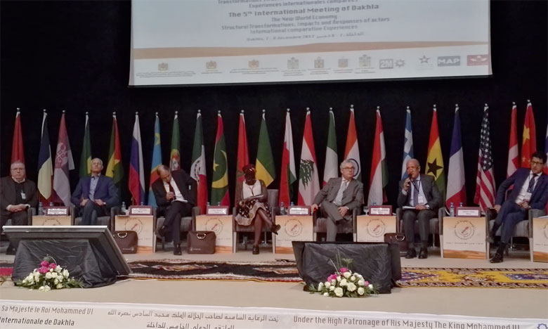 La rencontre a connu la participation de quelque 150 intervenants représentants 41 pays de tous les continents.