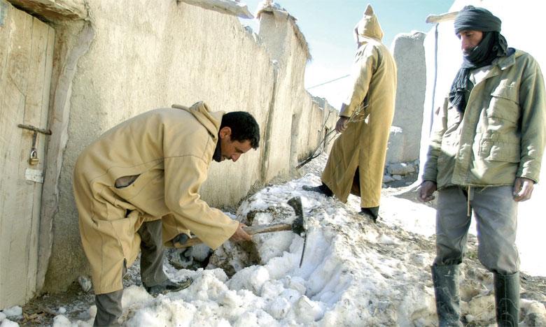 Vague de froid : 26 provinces en état de vigilance extrême,  des centaines de milliers d'habitants concernés