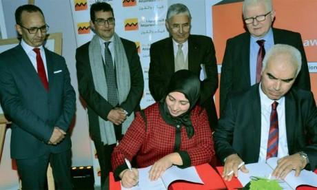 Attijariwafa bank inaugure  sa 3e «Dar Al Moukawil» à El Jadida