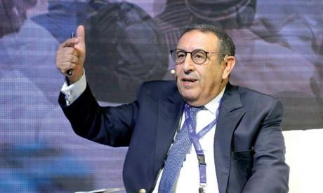 Youssef Amrani insiste sur le caractère «indivisible de la sécurité»