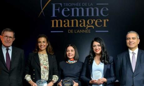 Les trois femmes managers de l'année