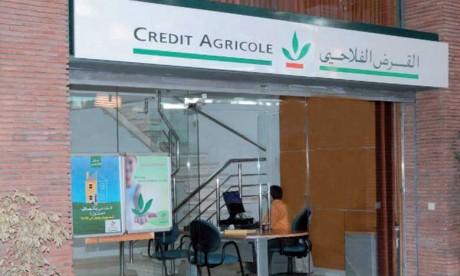 De bonnes performances pour Crédit Agricole  du Maroc