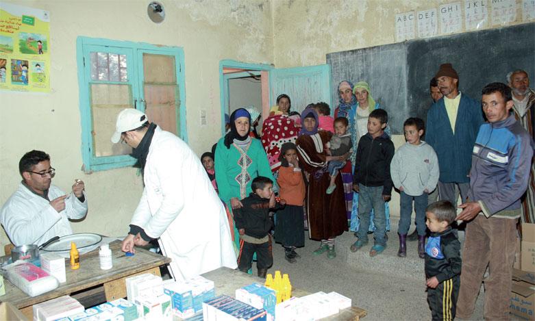 Malgré les avancées enregistrées au Maroc, des efforts restent à faire pour réduire la mortalité maternelle  en milieu rural