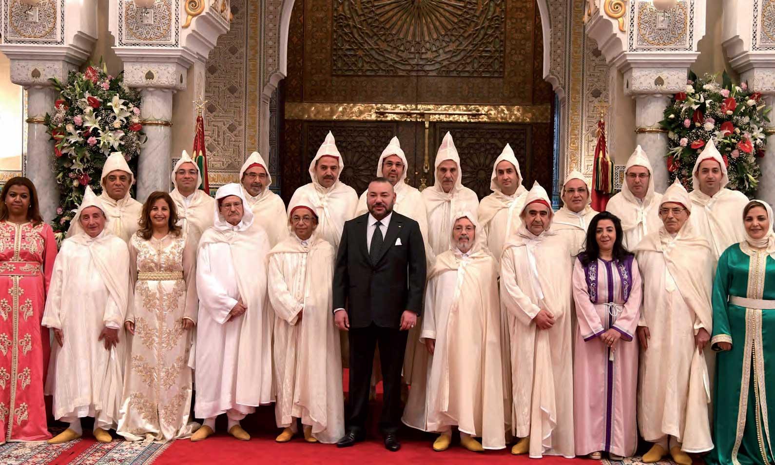 Le Conseil supérieur du pouvoir judiciaire entre en fonction