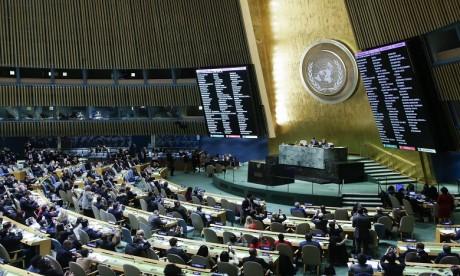 Vote à l'ONU sur Al Qods: les Palestiniens se félicitent du soutien international
