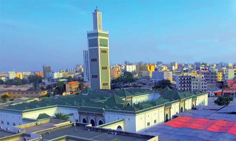 Tenue sous le Haut Patronage de S.M. le Roi, Amir Al Mouminine,  de la 37e édition des Journées culturelles islamiques à Dakar