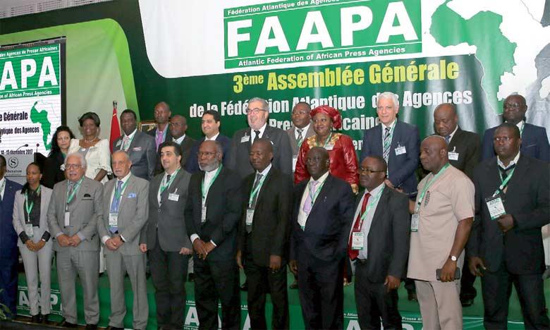 La troisième assemblée générale de la FAAPA  s'ouvre à Casablanca