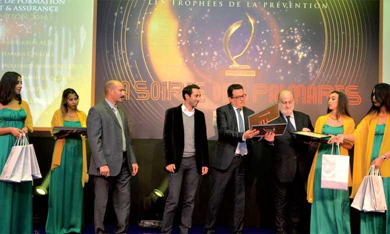 Maghreb Steel et Savola, grands vainqueurs des Trophées de la prévention